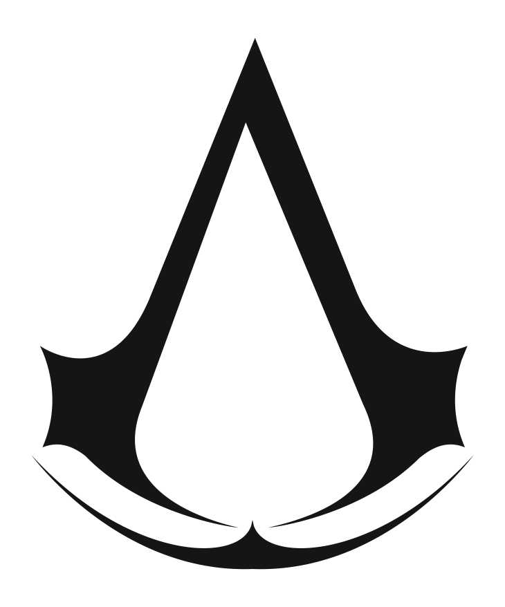 Samolepka na auto Assassin´s Creed